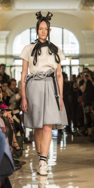 Paris Fashion Week - Haute Courture Spring Summer 2016 - Bowie Wong