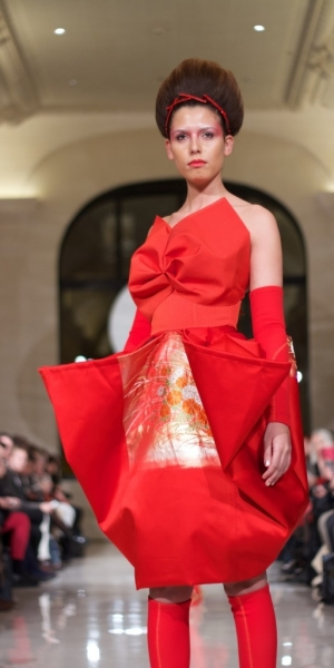 RECOLLECTION - COUTURE PRINTEMPS / ETÉ 2015